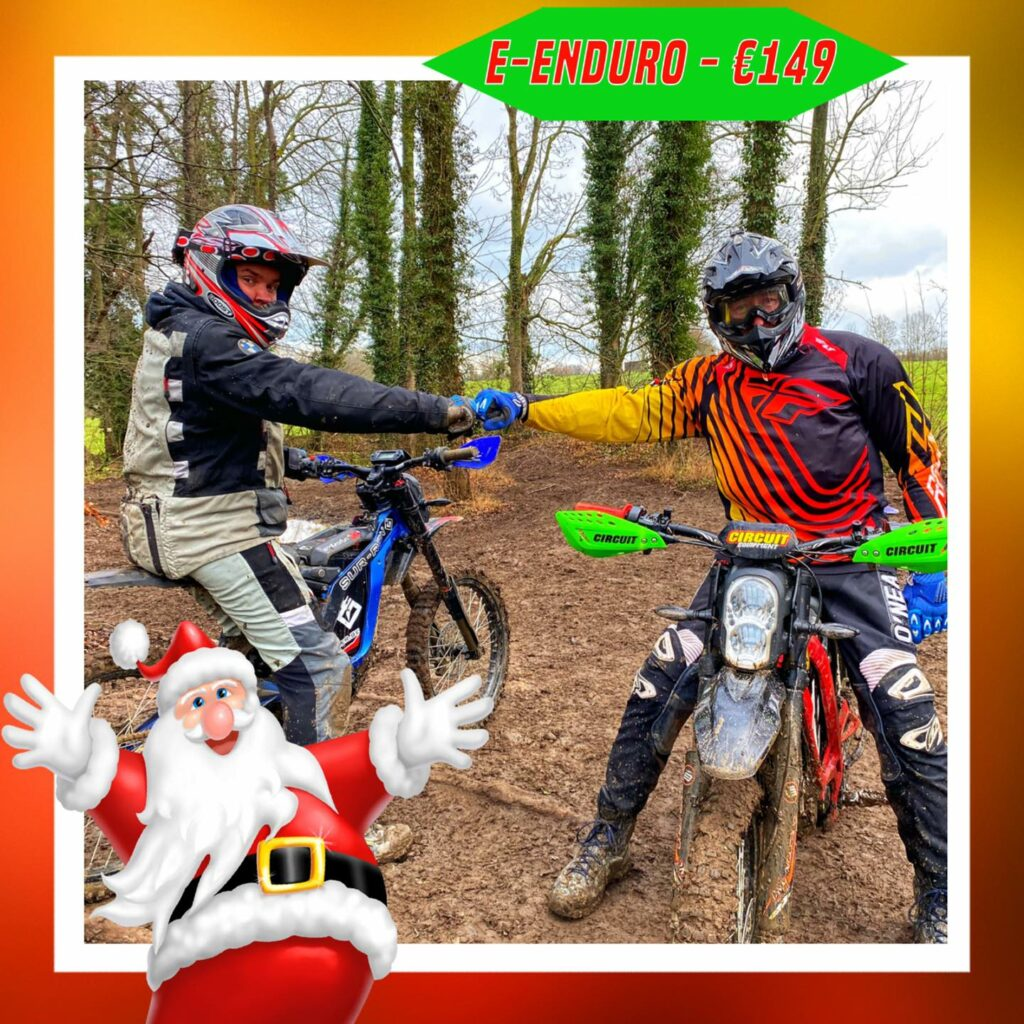 Kerst initiaties 2021 E-Enduro 6