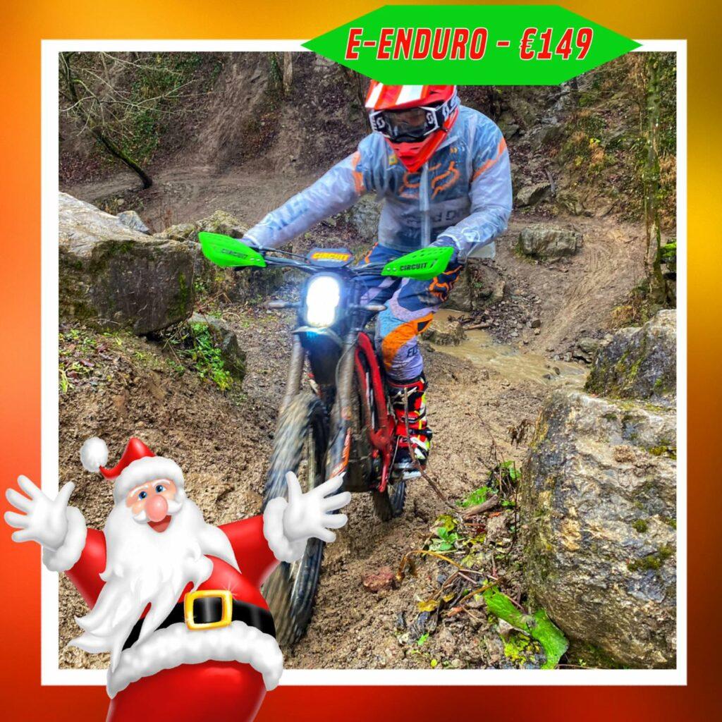 Kerst initiaties 2021 E-Enduro 8